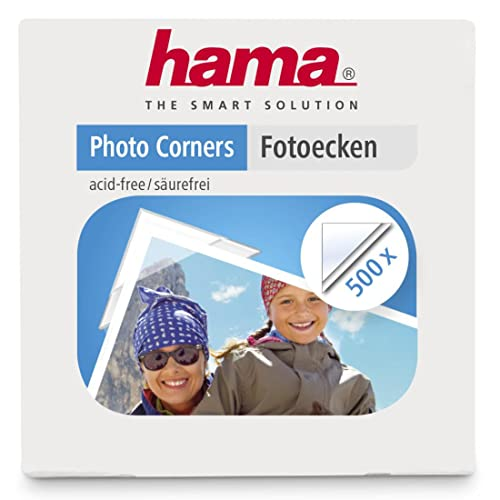 Hama -   Fotoecken (500