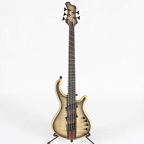 KEPOHK New 5 Strings Electric Guitar Electric Bass With Fanshaped Fret