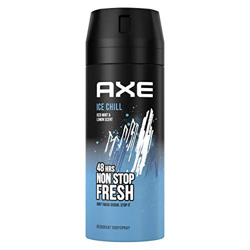 Axe Ice Chill Rock Desodorante - 150 ml - Pack de 6