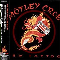 New Tattoo by M枚tley Cr眉e