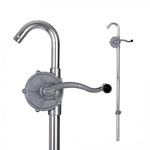 Berlan Aluminium Kurbelfasspumpe - 38 l/min