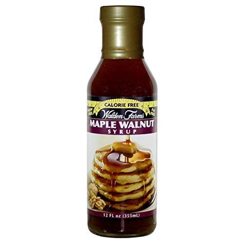 Walden Farms calorievrije siroop 355ml Maple