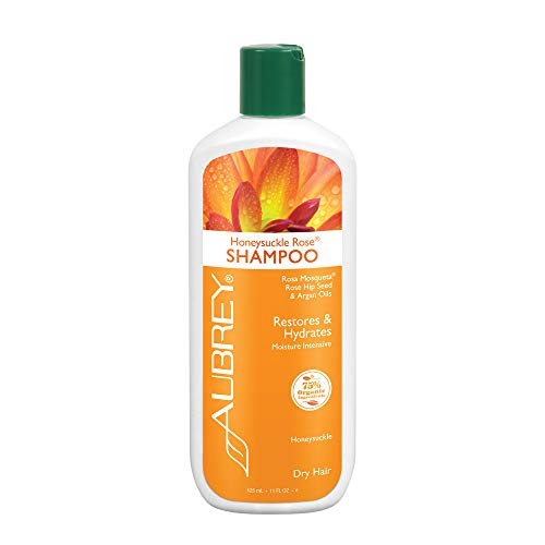Aubrey Organics - Honeysuckle Rose Shampoo - 11oz