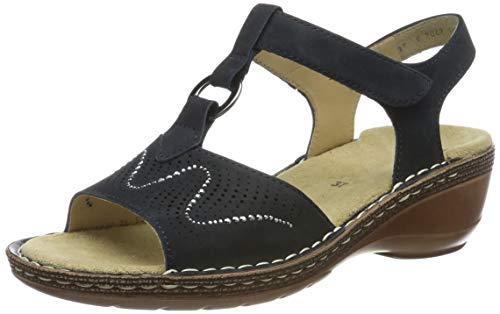 ARA dames Key West 1237223 T-spangen sandalen