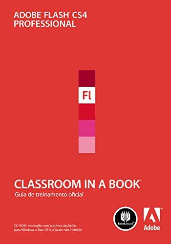 Adobe Flash Professional CS4: Classroom in a Book (Portuguese Edition)