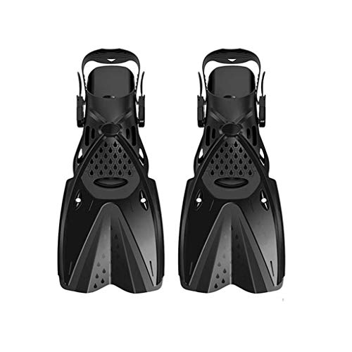 NXYJD Nuevas Botas de Buceo Botas de Silicona Aguas de Silicona Aletas de natación para Adultos Zapatos de Rana de Buceo Profundo Pippers Suministros de Snorkeling Equipos de Buceo