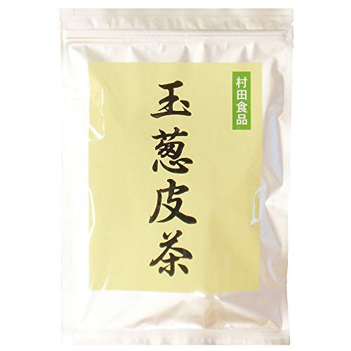 村田食品の玉葱皮茶ティーパックタイプ デカフェ・ノンカフェイン
