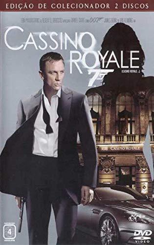 DVD 007 Cassino Royale: Edição de Colecionador [ 2 DVDs ]