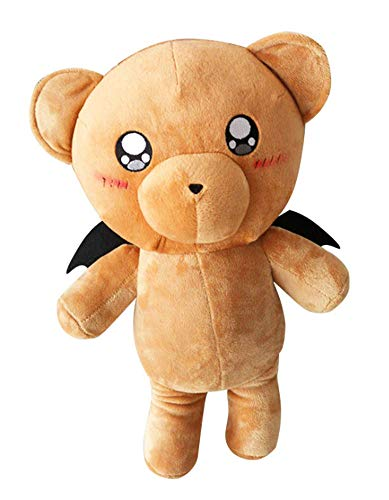 DOUJIONG Anime Sleepy Princess in The Demon Castle Plush Dolls Devil Bear Stuffed Toys Pillow (One Size, A)