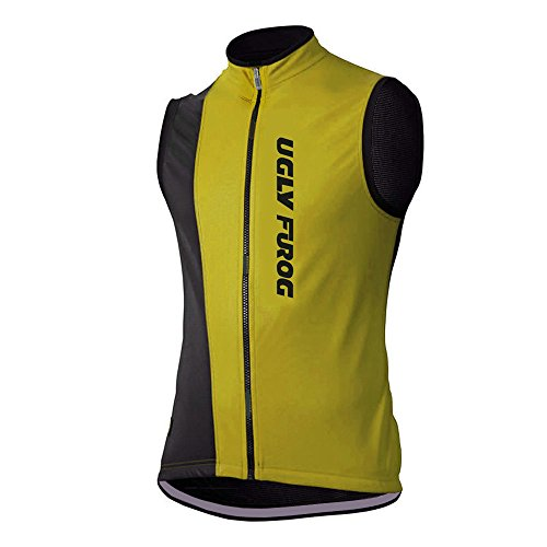 Uglyfrog Ciclismo Winter with Fleece Cycling Vest
