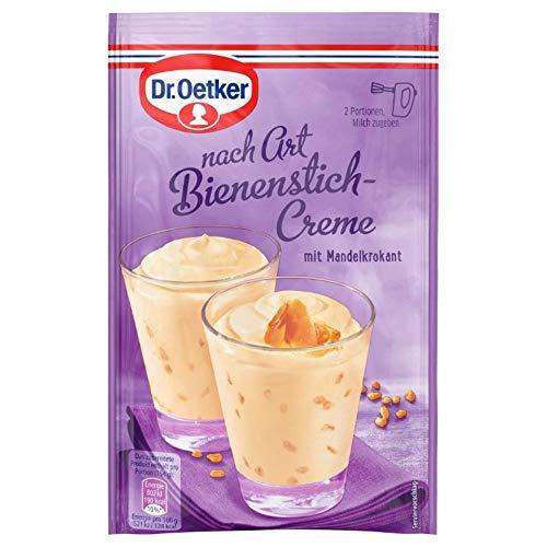 Dr. Oetker nach Art Bienenstich-Creme, 58 g