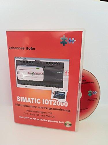 SIMATIC IOT2000 Buch als PDF auf CD. Kein gedrucktes Buch!