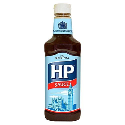 HP Original-Sauce (600g) - Packung mit 6