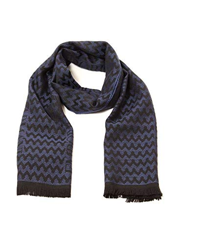 Luxury Fashion | Emporio Armani Heren 6250649A39011136 Donkerblauw Wol Sjaals | Herfst-winter 19