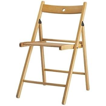 Ikea TERJE Folding chair, beech
