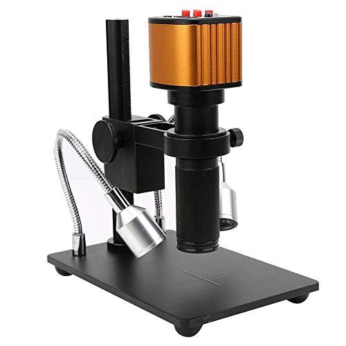 Microscope USB 1080P, Cámara de microscopio Industrial USB de Alta definición de 1080MP HDMI de Alta definición de 100MP 100-240V(EU)