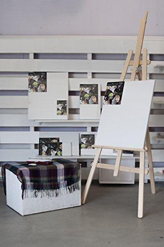 Lienzo para pintar de 65 x 46 en bastidor de pino en 100% Algodón (15M)