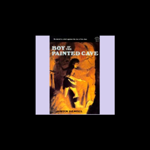 The Boy of the Painted Cave cover art