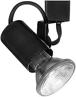 WAC Lighting JTK-178-BK J Series Line Voltage Track Head in Black Finish