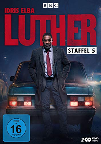 Luther - Staffel 5 [2 DVDs]
