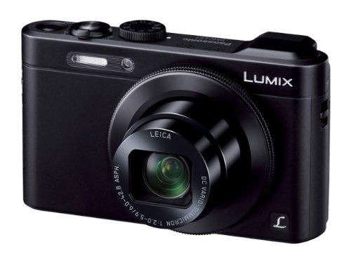 パナソニック デジタルカメラ ルミックス LF1 光学7.1倍 ブラック DMC-LF1-K