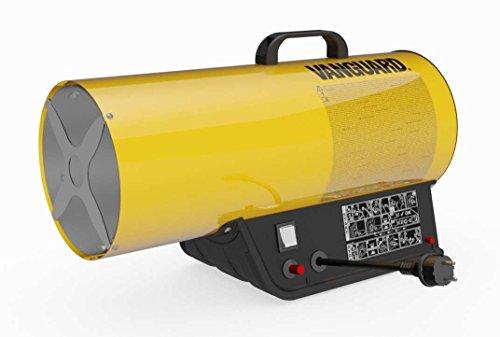 GENERATORE ARIA CALDA VANGUARD GAS33M 33 KW - 15.500/28.400 Kcal/h