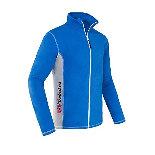 Nebulus Jogginganzug PÖLTEN - Stehkragen, Trainingsanzug (Modell: P2282 - Herren, dunkelblau; Größe: 3XL) FBA