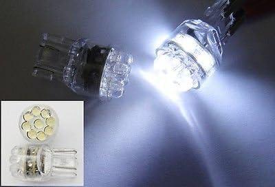 LEDIN 2 Pcs of White 15 LED Bulb T20 74 Light 7443 In stock Stop Overseas parallel import regular item 7440 992