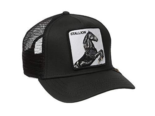 Goorin Bros. Cappello da Baseball Uomo Cavallo Nero. Taglia Unica