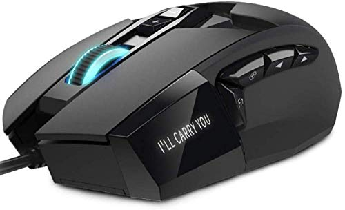 DZTIZI Gaming Mouse High-end Wired Mouse Gaming Mouse Oled Display 16000 Dpi Desktop En Laptop Usb Universeel
