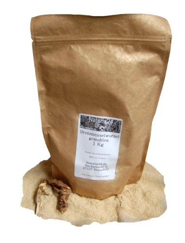 polvo de raíz de ortiga 1 Kg