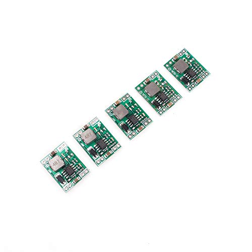 Angeek, mini convertitore buck step-down, modulo convertitore, da 4.5V~28V a 0.8V~20V 3A, regolatore di tensione