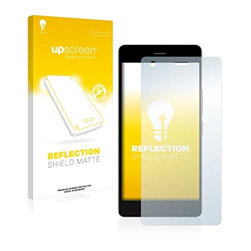 upscreen Entspiegelungs-Schutzfolie kompatibel mit Archos Diamond S – Anti-Reflex Bildschirmschutz-Folie Matt