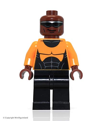 Lego Power minifigure Marvel
