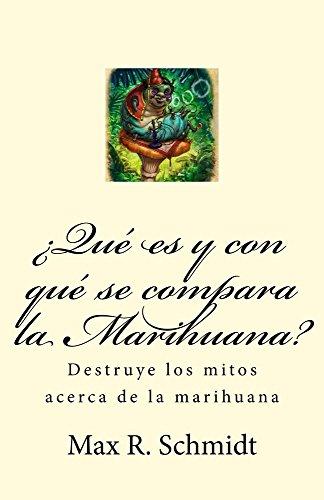 ¿Qué es y con qué se compara la Marihuana?: Destruye los mitos acerca de la Marihuana (Trastorno por consumo de alcohol)