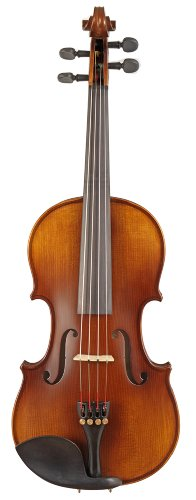 Knilling School Model 1/2 Violin Outfit (Shaped Cover, Wood Bow)