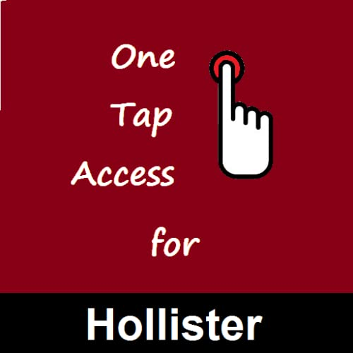 One Tap for Hollister