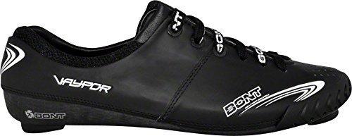 Bont Vaypor Classic Cycling Road Shoe: Euro 44.5 Black by BONT