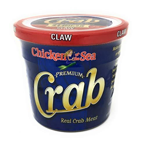 Crab Blue Claw Wild Fresh, 8 Ounce