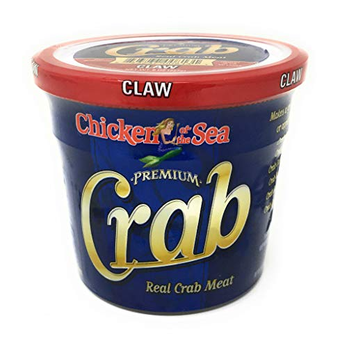 Crab Blue Claw Wild Fresh, 8 Ounce