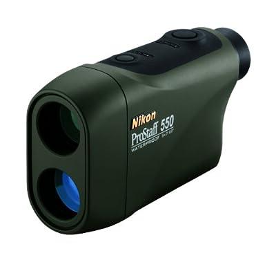 Nikon ProStaff 550 Laser Rangefinder (Green) by Nikon