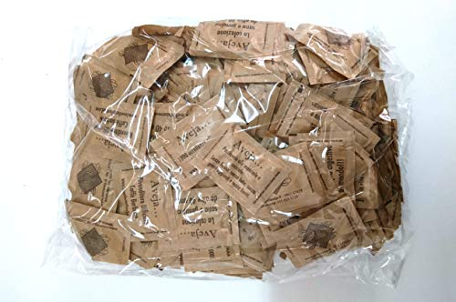 50 Bustine di Zucchero di Canna - Dolci Aveja