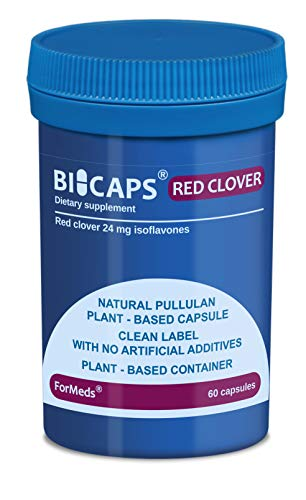 ForMeds BiCaps Red Clover - 60 Capsules