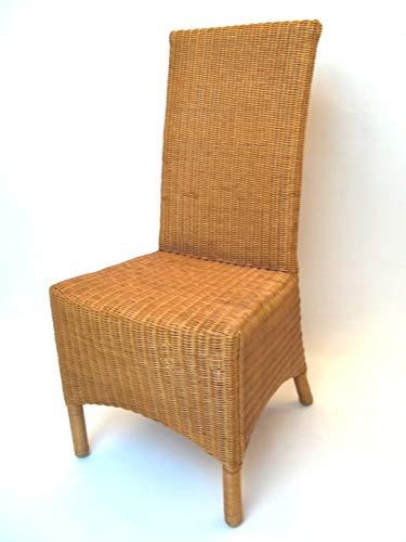 Sessel/Stuhl Rattanstuhl aus Peddigrohr Edinburgh