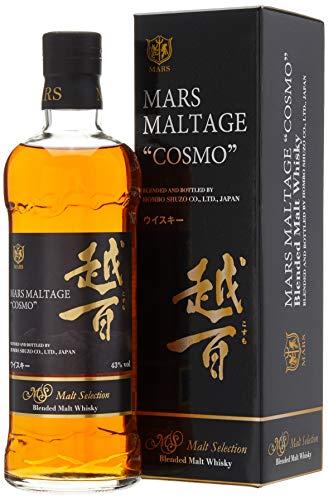 Mars Maltage Cosmo Malt Selection Whisky Japonais, 70 cl