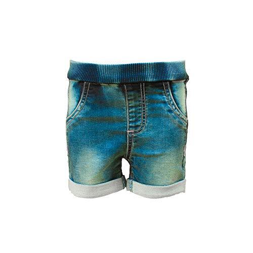 Salt and Pepper Jeans Shorts Seaside Pantalones Cortos de Jean, Original, 9 Mes Bebé-Niñas