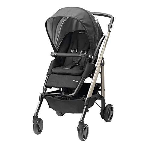 Bébé Confort Loola 3 Kinderwagen Schwarz (Origami Black)