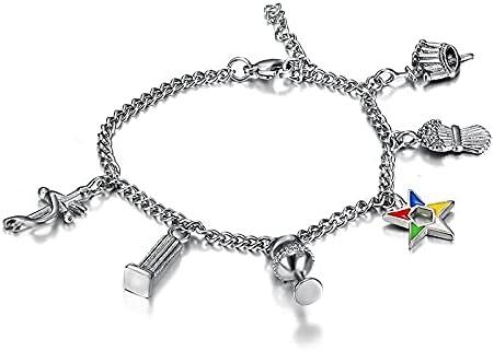 GAUBU88-Fashion Gold Women Masonic OES Freemason Seattle Mall Charms All items in the store Jewelry