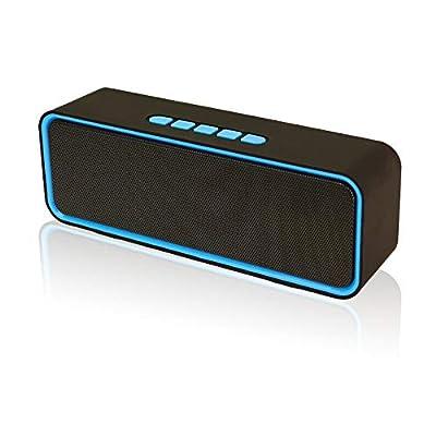 Bluetooth Speaker, Oternal Portable V5.0+EDR St...