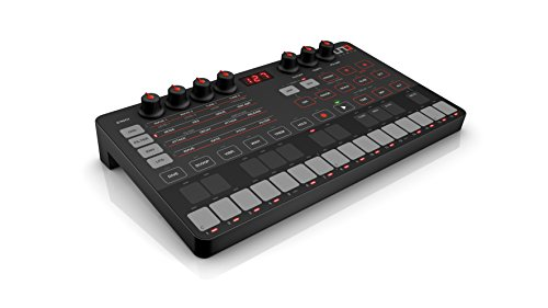 IK Multimedia UNO Synth コンパクトアナログ・シンセサイザー 乾電池/USB駆動 IP-UNO-SYNTH-IN【国内正規品】